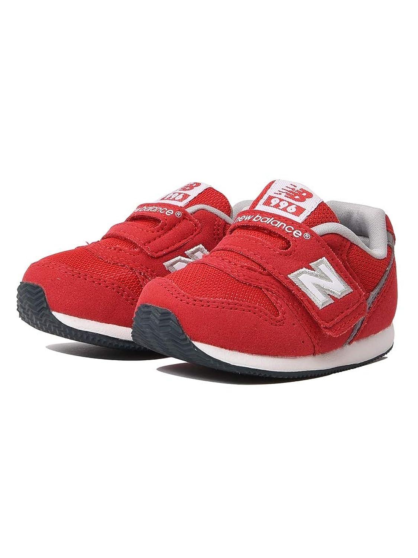 [ニューバランス] newbalance IV996 CRD (RED) IV996-CRD ベビー 子供靴 19SS (16.0)