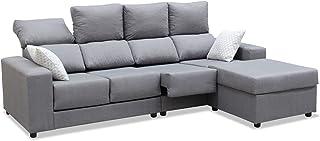 Mueble Sofa Chaiselongue, Subida Domicilio, 4 Plazas, Color