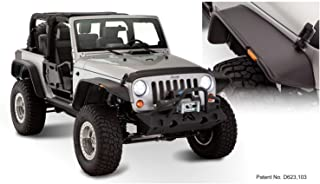 Best wrangler fender decal Reviews