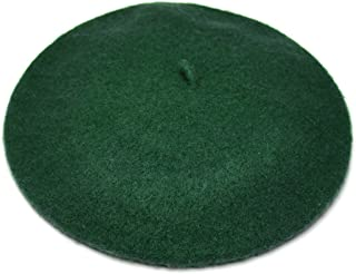 2b61eebe3d09a Joyhy Women s Solid Color Classic French Style Beret Beanie Hat
