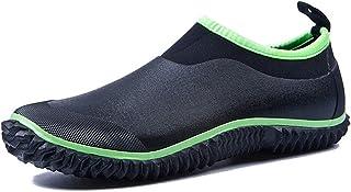 TENGTA Zapatos de jardinería Impermeables Unisex para Mujer