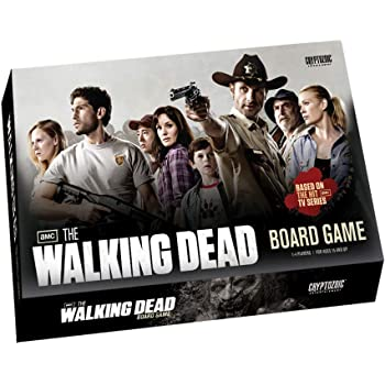 Unbekannt Cryptozoic Entertainment 1212 - Walking Dead
