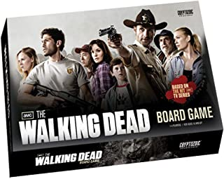 Cryptozoic 1617680893 The Walking Dead Board Game (TV Version)