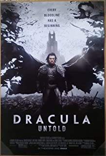 Best dracula untold movie poster Reviews