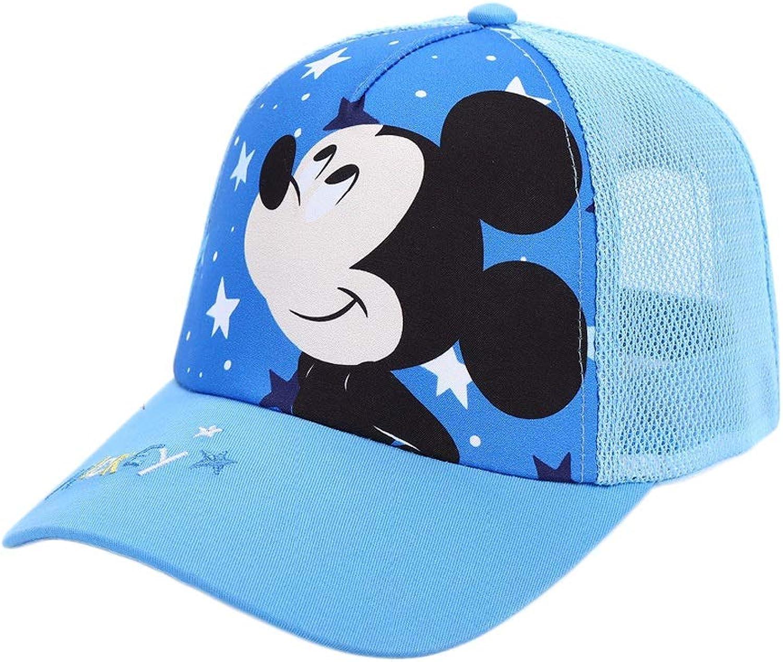 Hat Summer boy Cap mesh Eye Baseball Cap Sun Predection Sun Visor (color   Style10, Size   52cm)