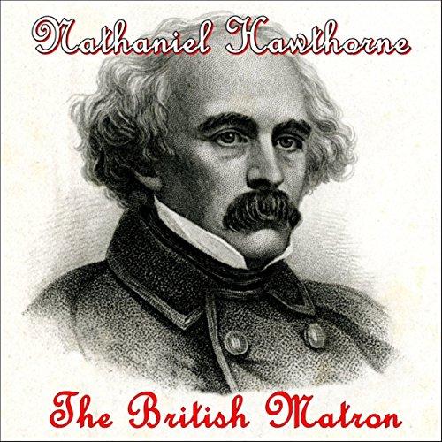 The British Matron audiobook cover art