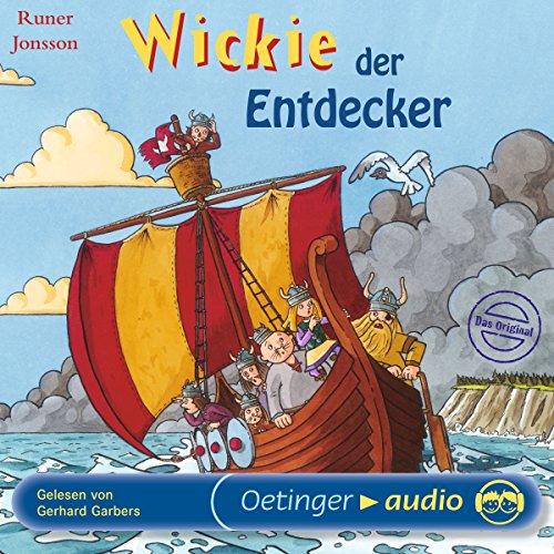 Wickie der Entdecker Titelbild