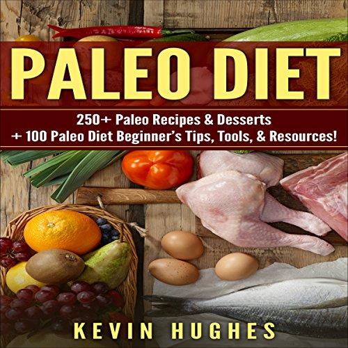 Paleo Diet audiobook cover art