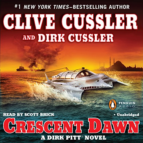 Crescent Dawn audiobook cover art