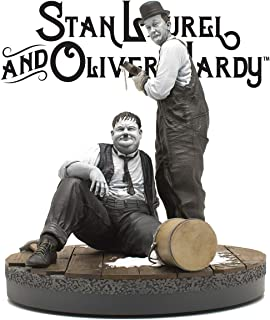 Stan Laurel & Oliver Hardy Another Nice Mess Statue