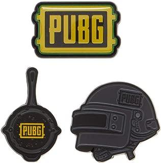 PUBG Pins Gaming Lapel Pins PUBG Accessories PUBG Gift Gamer Pins