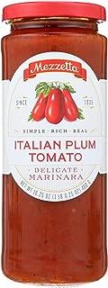 Mezzetta Italian Plum Tomato Marinara Sauce, 16.25 Ounce (Pack of 6)