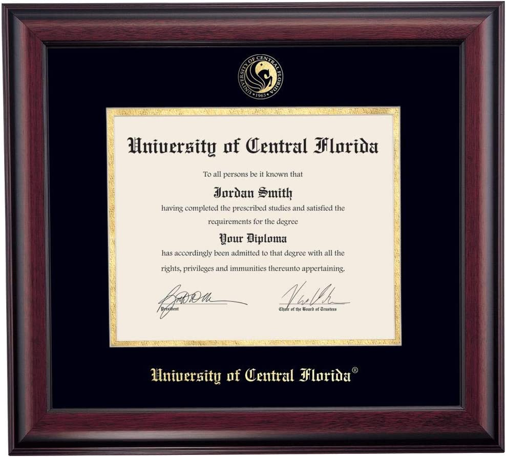 OCM DiplomaDisplay Traditional Frame for University Max 70% Max 67% OFF OFF of Central F