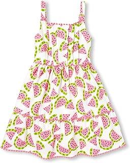 midi dress for baby girl