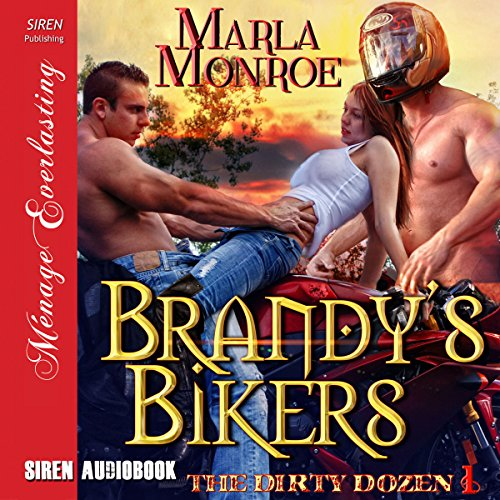 Brandy's Bikers audiobook cover art