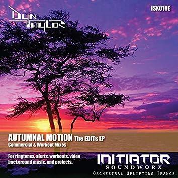 Autumnal Motion - Edits EP