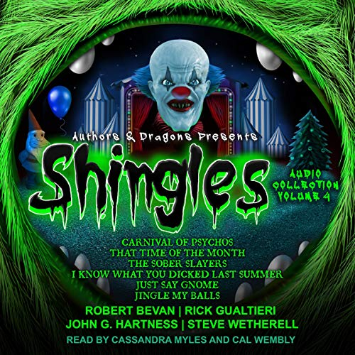 Shingles Audio Collection, Volume 4 audiobook cover art
