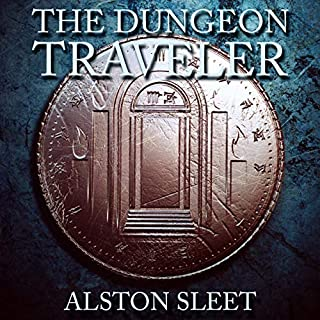 The Dungeon Traveler                   By:                                                                                                                                 Alston Sleet                               Narrated by:                                                                                                                                 Doug Tisdale Jr.                      Length: 9 hrs and 17 mins     124 ratings     Overall 4.7