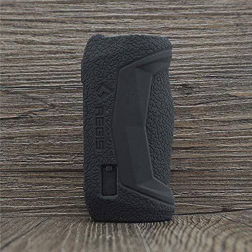 ORIN Custodia per Aegis Solo Custodia in Silicone Aegis Solo Case Antiscivolo Cover Shield Sleeve Wrap Decal Skin (Nero)