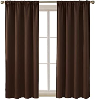 Best brown insulated curtains Reviews