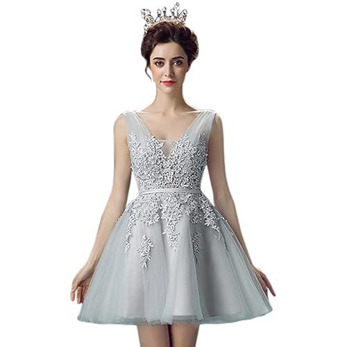 350c10227f Tulle Short Formal Dresses: Amazon.com