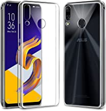 Asus Zenfone 5 ZE620KL case, Asus Zenfone 5z ZS620KL Case, MAIKEZI Nature TPU Soft Cover Crystal Case Clear Skin Soft Case Sl Case for For Asus Zenfone 5z ZS620KL 6.2 inch 2018 (Clear TPU)