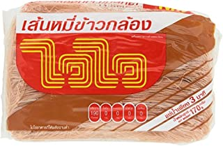 Wai Wai Dried Brown Rice Noodles 170g 1 of Pack