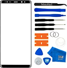 MMOBIEL Front Glass Repair kit Compatible with Samsung Galaxy Note 8 N950 Series (Black) 6.3 Inch Display
