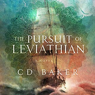 The Pursuit of Leviathan audiobook cover art