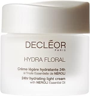 Decleor Floral Hydrating Light Cream, 1.7 Fluid Ounce