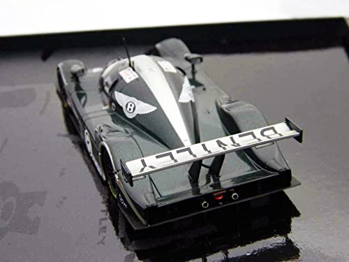 Minichamps 1 43 Scale 403 021308 - Bentley EXP Speed 8  8 Le Mans 2002