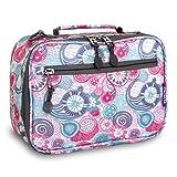 J World New York Cody Lunch Bag, Blue Raspberry, One Size