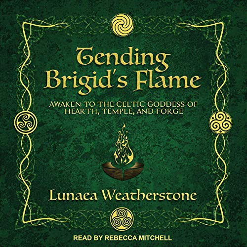 Tending Brigid's Flame cover art