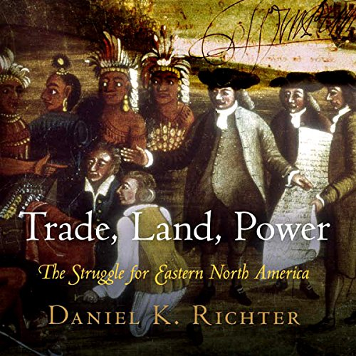 Trade, Land, Power audiobook cover art