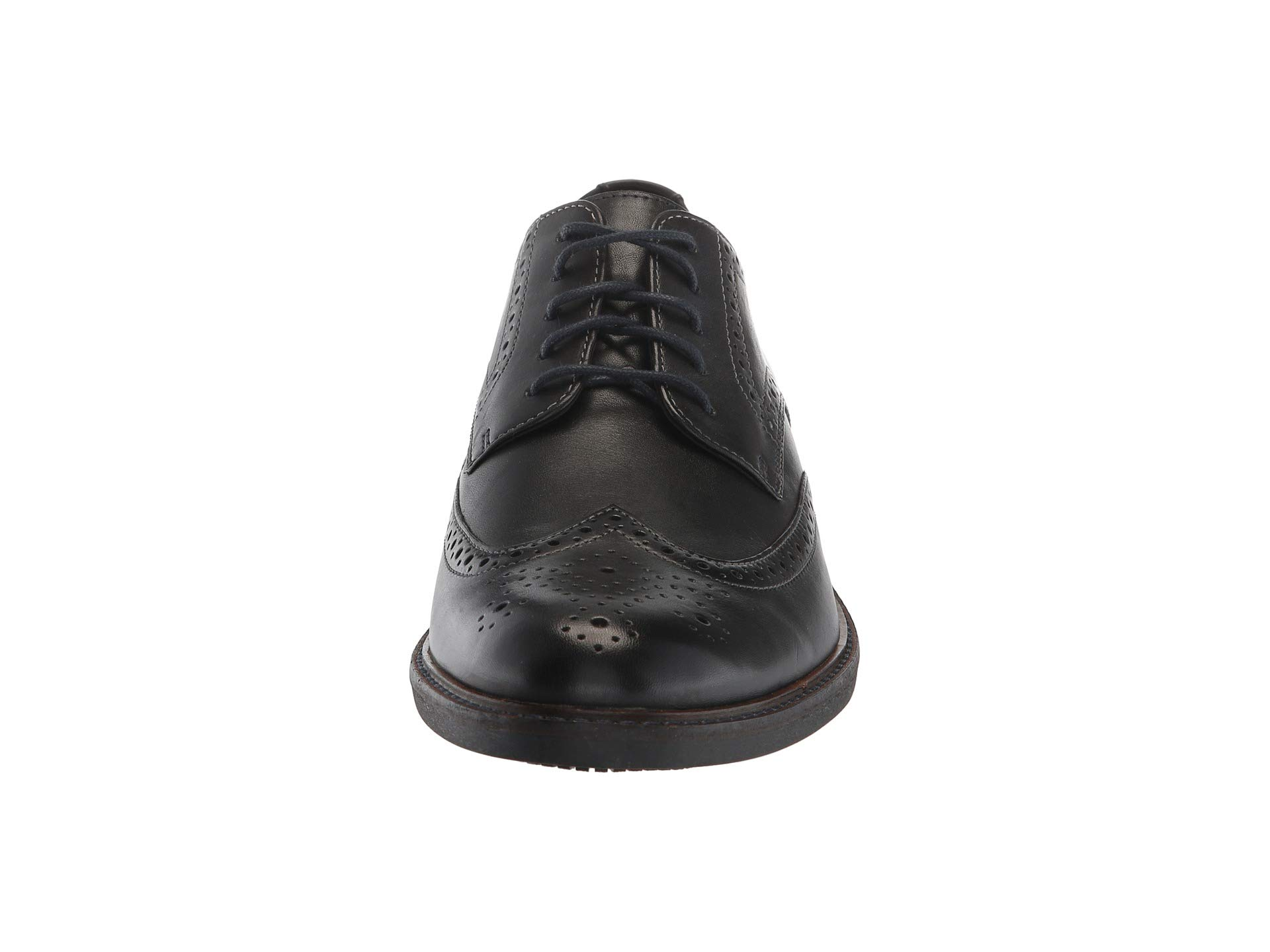 Wing Leather Black Maxton Bostonian Bostonian Maxton 1aFn8Zxw