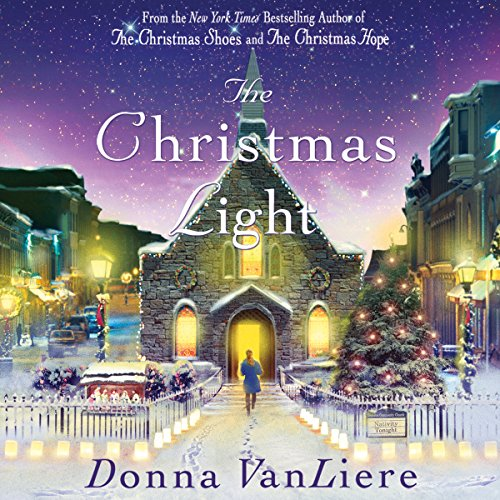 The Christmas Light audiobook cover art