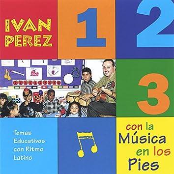 1-2-3 Con La Musica en Los Pies