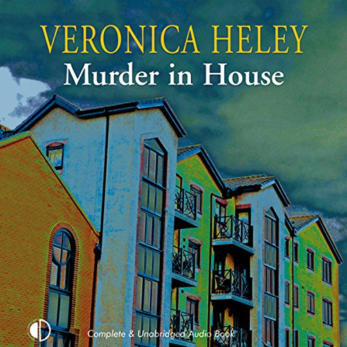 Murder in House audiobook cover art