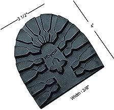 Vibram # 3359 Lug Heel Lift 12 Iron (Size 40)