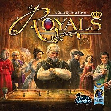 Arcane Wonders Royals Board Game