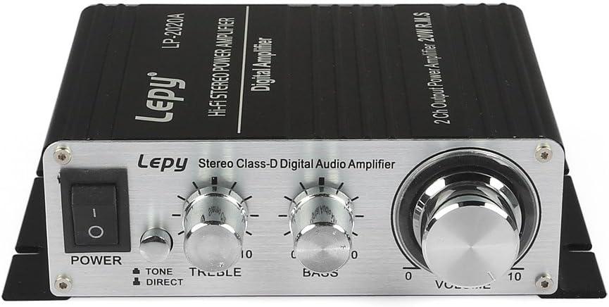Lepy LP-2020A Class-D Hi-Fi Digital Amplifier