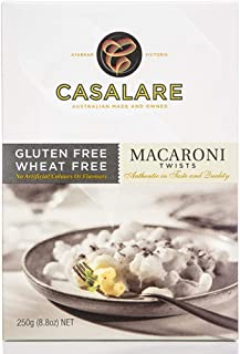Casalare Casalare Macaroni Twists Pasta 250 g