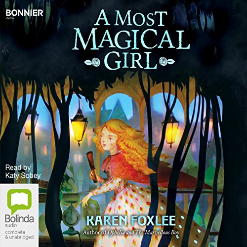 A Most Magical Girl audiobook cover art