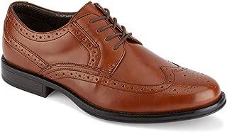 Mens Wycliff Brogue Dress Wingtip Oxford Shoe