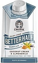 Best califia farms better half vanilla Reviews