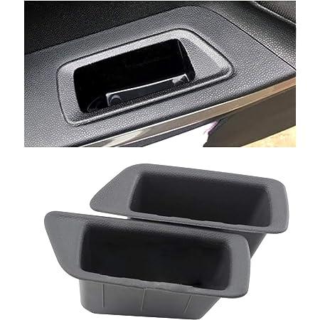 Lfotpp Kompatibel Mit Ecosport Auto Vorderseite Türgriff Armlehne Aufbewahrungsbox Container 4 Stück Auto