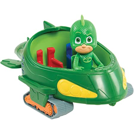 PJ Masks Vehicle & Figure - Gekko Mobile