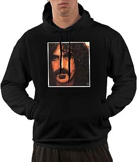 Men Fleece Pullover Hooded Printed Frank Zappa Men's Apostrophe Sportswear
