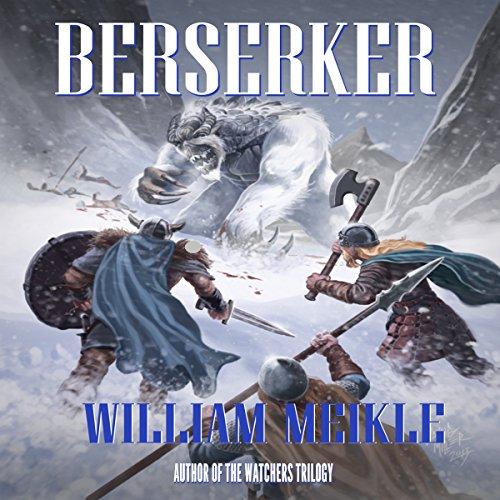 Berserker audiobook cover art