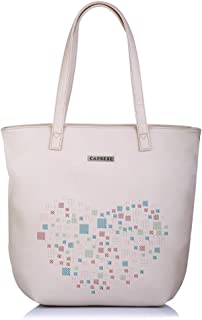 Caprese Love Women's Tote Bag (Cream)